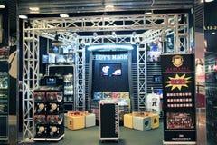 Eddys Magische winkel in Hongkong Royalty-vrije Stock Foto's