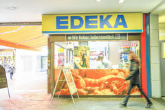 Edeka Royalty Free Stock Photography