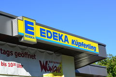 Edeka Royalty Free Stock Photography