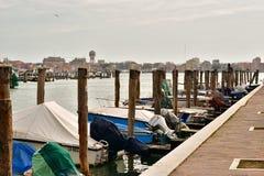 Edele in Chioggia Stock Foto