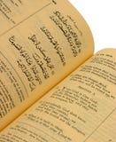 Edele Qur'an royalty-vrije stock foto's
