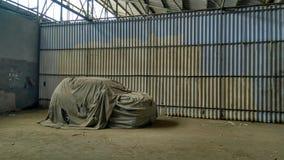 Edelstein in einem verlassenen Platz Lizenzfreies Stockfoto