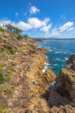 Eden Cliffs Australia Royalty Free Stock Photography