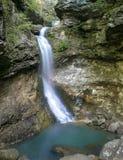 Eden Falls Lizenzfreies Stockbild