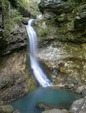 Eden Falls. Lost Valley Natural Area, Arkansas Royalty Free Stock Image