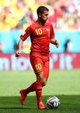 Eden Hazard Coupe du monde 2014 Stock Photography