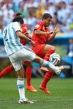 Eden Hazard Coupe du monde 2014 Stock Photos
