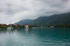 Eden Island, Seychelles Stock Image