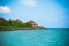 Eden Island, Seychelles Stock Photo