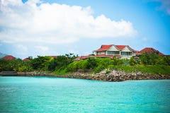 Eden Island, Seychelles Royalty Free Stock Image
