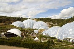 Eden Project Royalty Free Stock Image