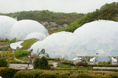 Eden Project Stock Image
