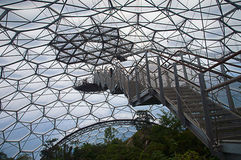 Eden Project Photo libre de droits