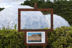 Eden Project Stock Images