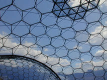 Eden Project - Biome Royalty Free Stock Image