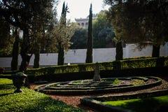 eden trädgård Royaltyfri Bild