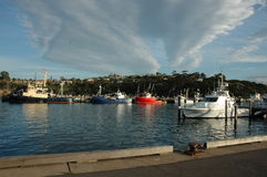 Eden Wharves Royalty Free Stock Images