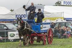 Edenbridge和Oxted农业展示 免版税库存图片