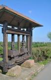Edenkoben, немецкий винный маршрут, Palatinate Стоковое Изображение