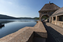 Edersee dam germany Stock Photo
