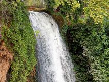 Edessa Waterfall, Greece Stock Images