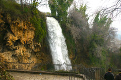 Edessa Waterfalls Royalty Free Stock Photo