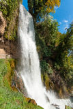 Edessa waterfalls Royalty Free Stock Photos