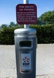 EDF Plug in Stock Image
