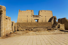 Edfu egypt Royalty Free Stock Image