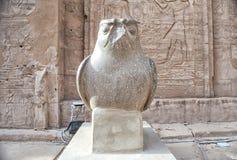 Edfu Tempel, Ägypten Lizenzfreies Stockbild