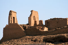 Edfu Temple 4 Royalty Free Stock Image