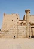 Edfu temple, Egypt Royalty Free Stock Photos