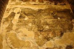 Edfu Temple in Egypt Royalty Free Stock Image