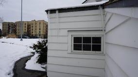 Edgar Allan Poe Cottage Park 16 Image libre de droits