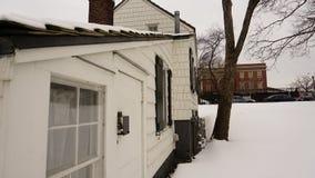 Edgar Allan Poe Cottage Park 13 Royaltyfria Foton