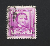Edgar Allen Poe Royalty Free Stock Image