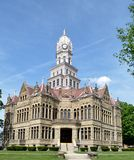 Edgar County Courthouse Royalty Free Stock Images