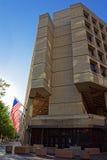 Edgar Hoover budynek w washington dc Fotografia Stock