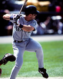 Edgar Martinez, Seattle Mariners Royalty Free Stock Image