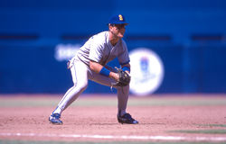 Edgar Martinez, Seattle Mariners Stock Photo