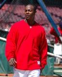 Edgar Renteria, Boston Red Sox Zdjęcia Royalty Free