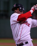 Edgar Renteria Boston Red Sox Stock Image