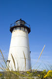 Edgartown Lighthouse. Martha's Vineyard, Massachusetts Stock Photos