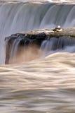Edge of the Falls Royalty Free Stock Photo