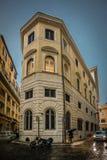 Edge house History City Rome Empire stock image