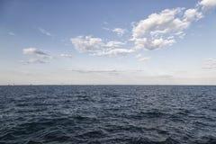 The Edge jezioro Zdjęcie Royalty Free
