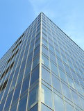 Edge of office building Stock Images