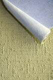 edge rolled wallpaper Στοκ Εικόνες