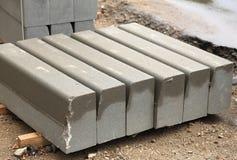 Edge stones coupled Stock Photo