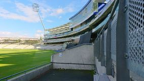 Free Edgebaston Cricket Stadium Security Entrance Stock Photos - 123674753